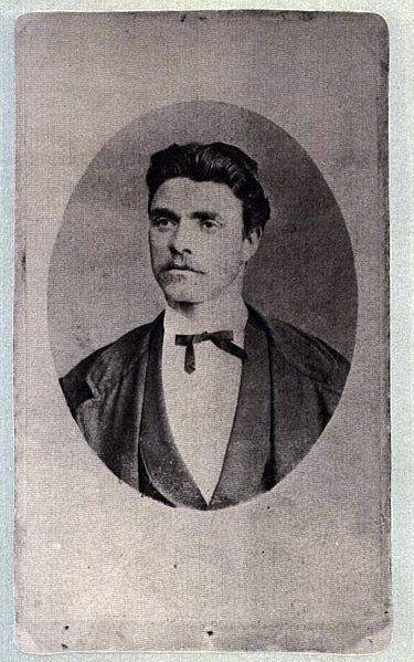 The last photograph taken of Levski