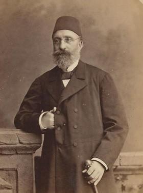 A photo of Midhat Pasha