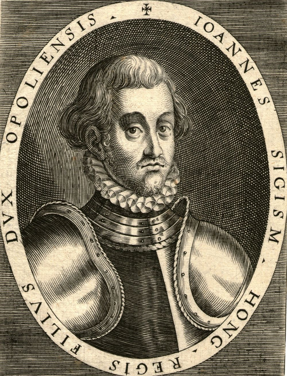 John Sigismund Zápolya, King of Hungary