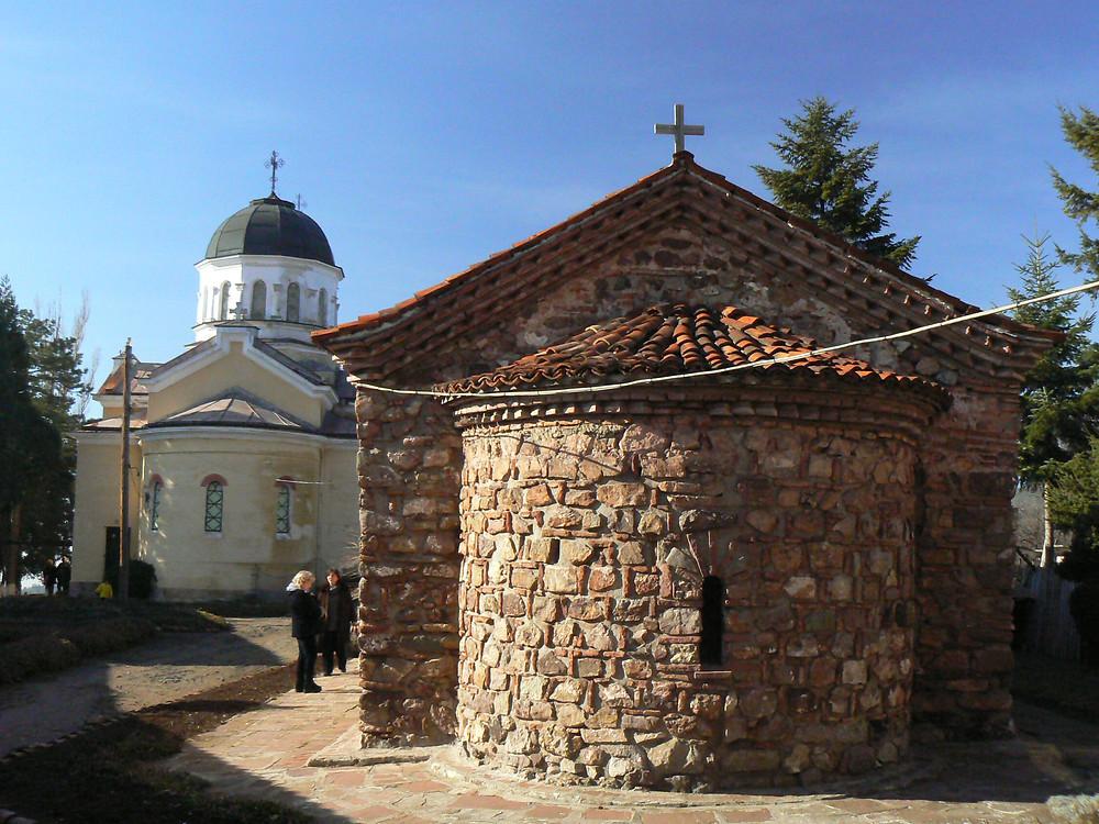 the Kremikovski Monastery