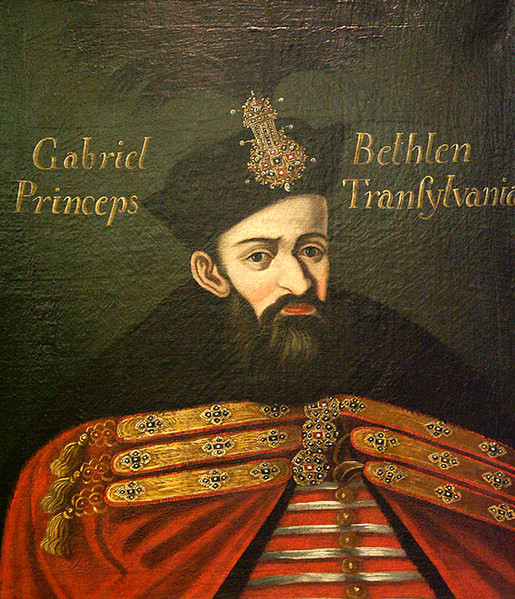 """Gabriel Bethlen, the man who replaced the """"mad king"""""""