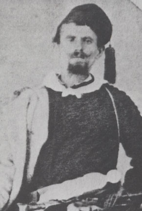 Dimitar Obshti, the man who's actions led to Levski's capture