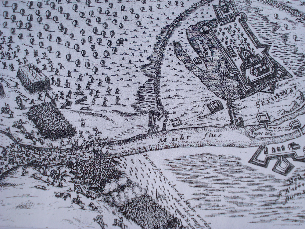 The 1664 Siege of Novi Zrin