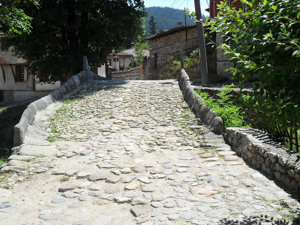 The bridge in Koprivshtitsa where the uprising began