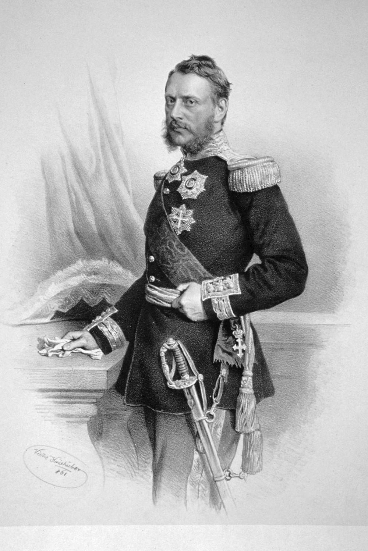 Alexandru Ioan Cuza, Prince of Romania
