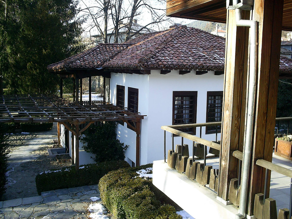Hristo Botev's home near Kalofer
