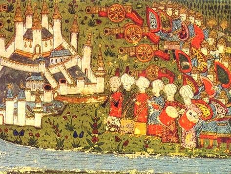 064 The Siege of Belgrade