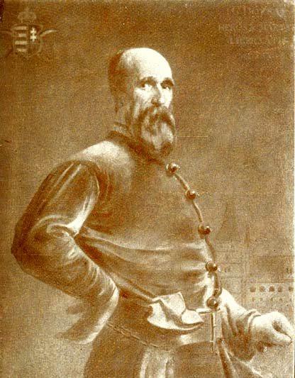 György Dózsa, the leader of the Hungarian Peasant Uprising