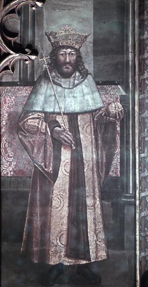 King Vladislaus II of Bohemia and Hungary