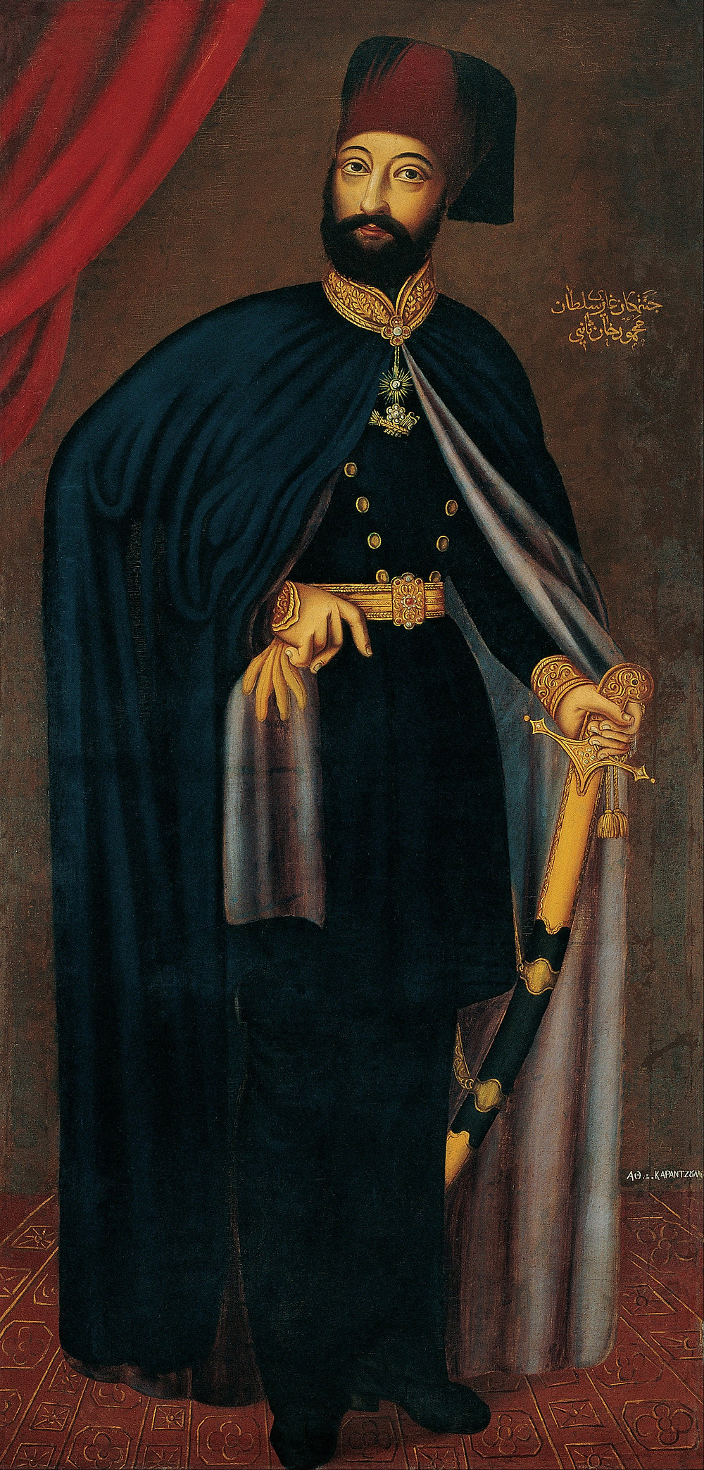 Sultan Mahmut II