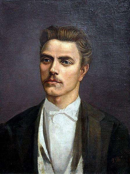 A later portrait of Levski