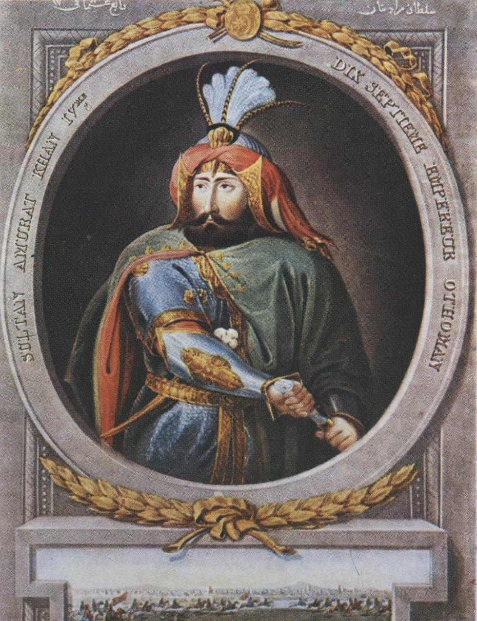 Sultan Murad IV
