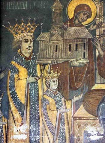 Petru Rareș, Voivode of Wallachia