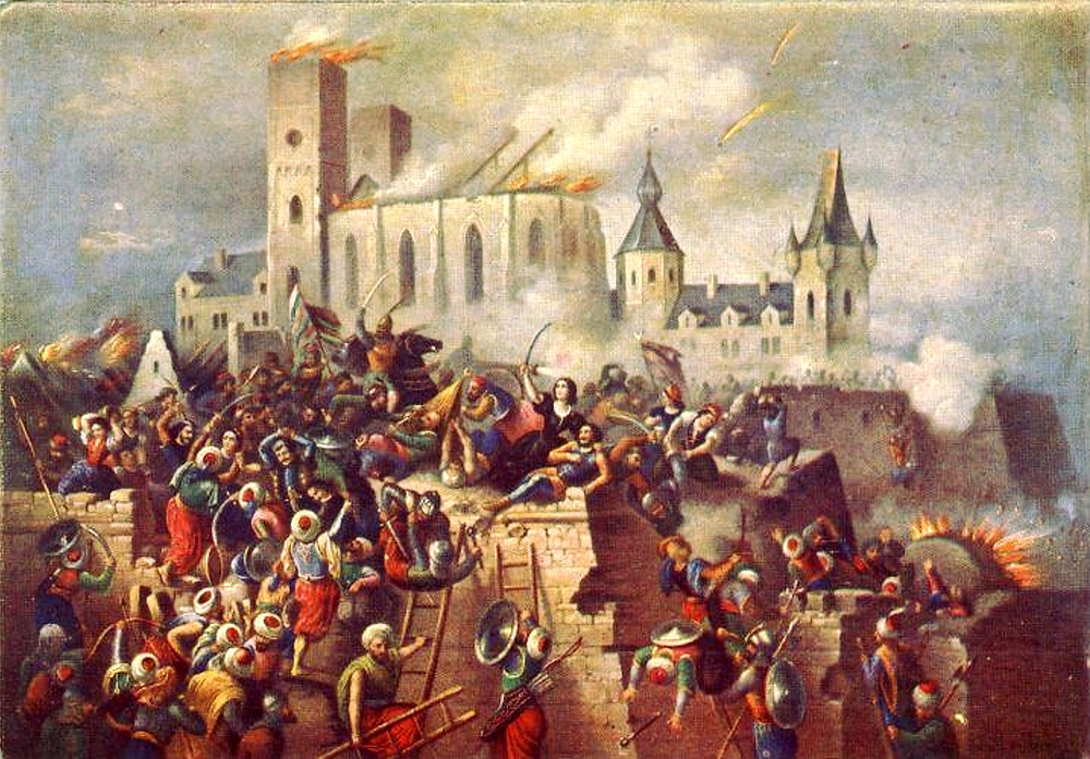 The Siege of Eger