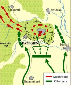 Battle of Valea Albă
