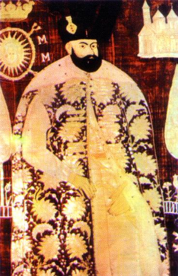 Ieremia Movilă, Voivode of Moldavia