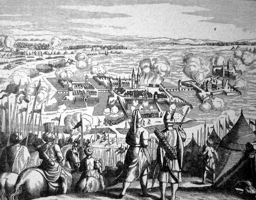 The Ottoman siege of Szigetvár