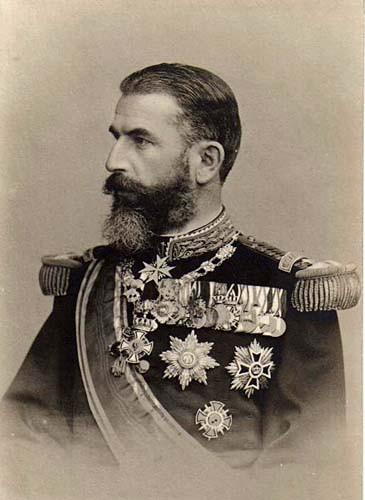 King Carol I of Romania