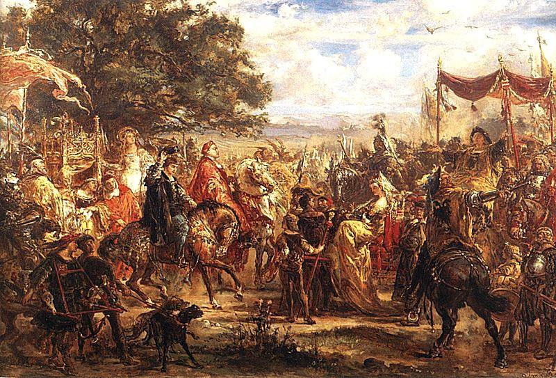 the 1515 Congress of Vienna