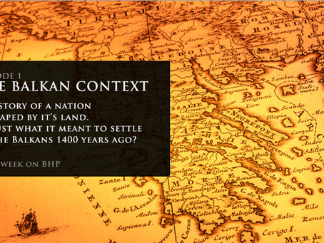 001 The Balkan Context