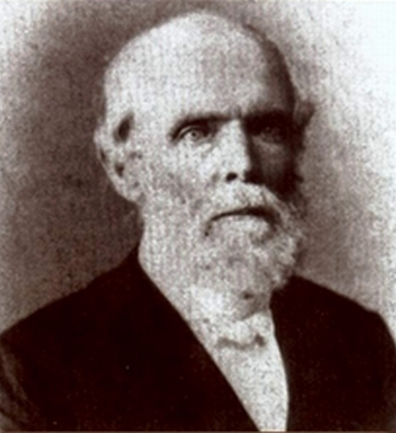 American missionary Elias Riggs, who helped Neofit Rilski translate the New Testament
