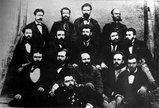 The Edinstvo Committee which headed the Kresna-Razlog uprising