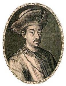 The brief Voivode of Wallachia, Ștefan Răzvan
