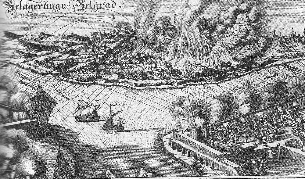 The Siege of Belgrade