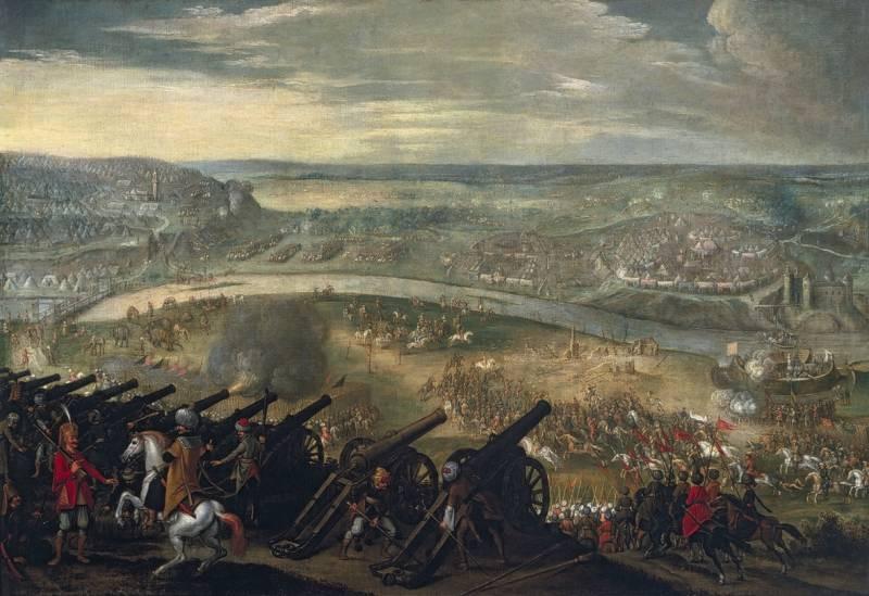 The Siege of Esztergom