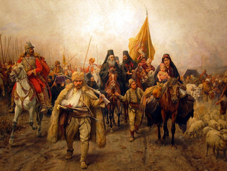 096 Uprisings, Enlighteners, and the Great Turkish War