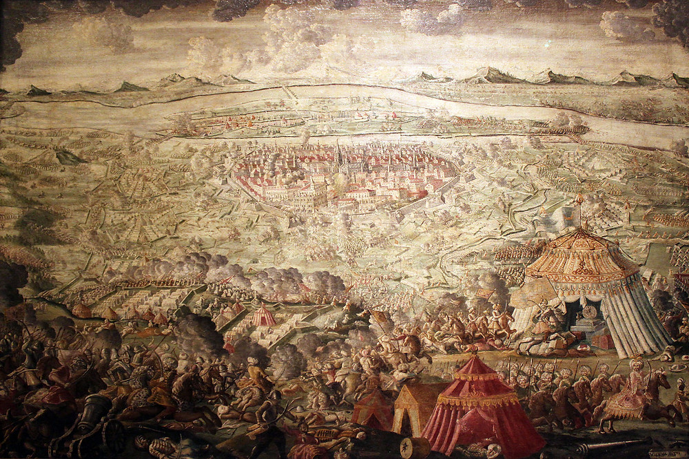 Ottoman assaults on Vienna
