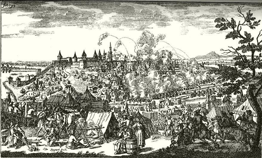 The 1688 Ottoman recapture of Belgrade