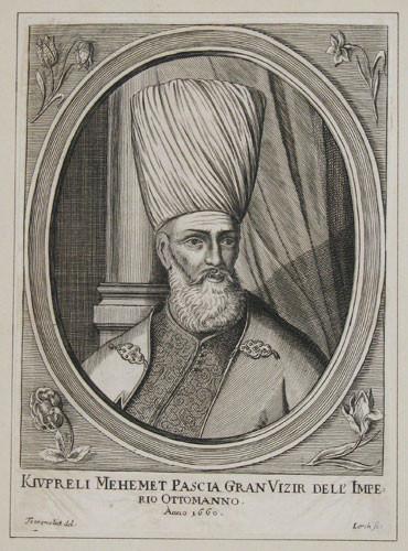 Grand Vizier Köprülü Mehmed Pasha