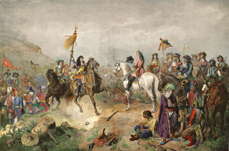 Ottoman surrender after the Second Battle of Mohács