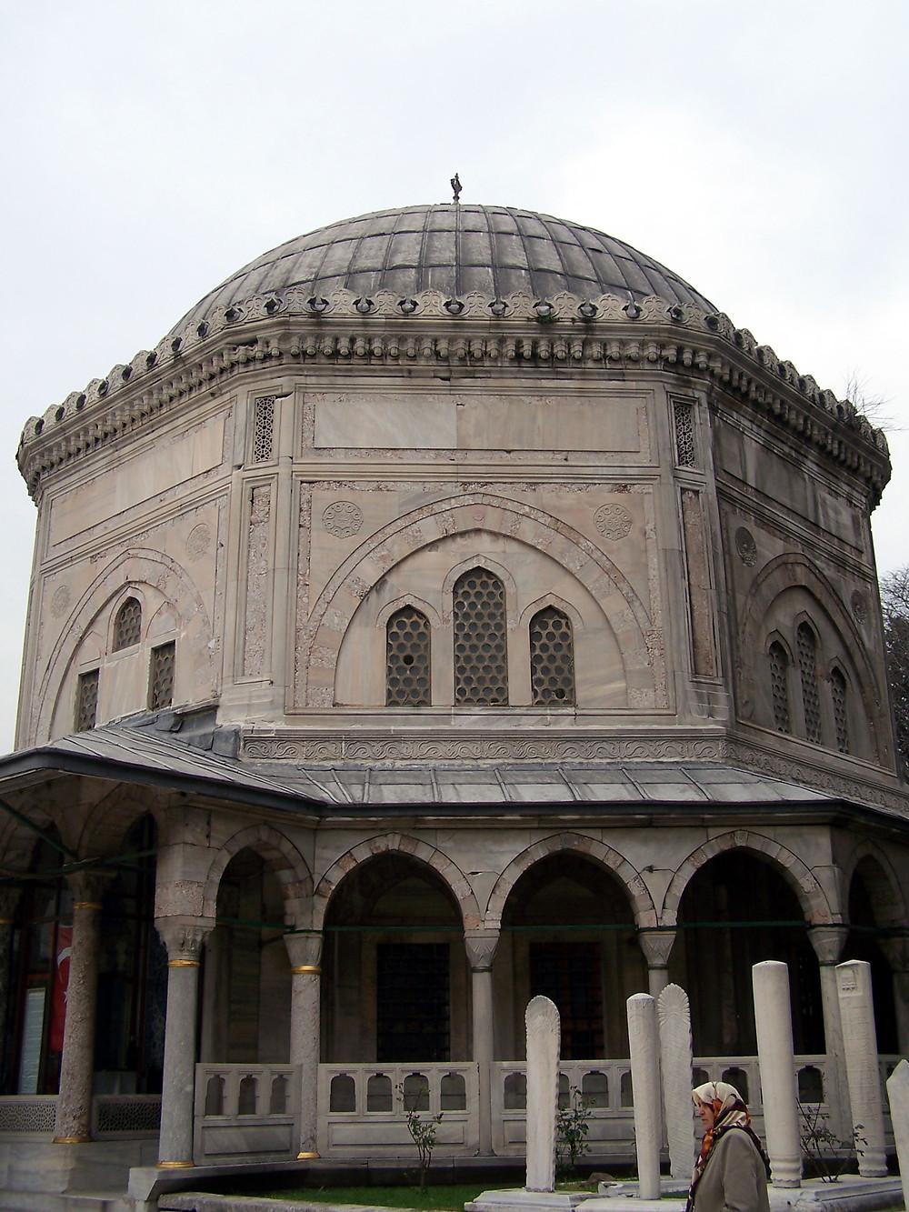 Suleiman's tomb