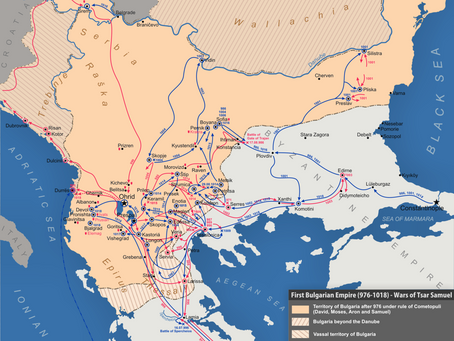 024 Looking Back On The First Bulgarian Empire (Part 2)