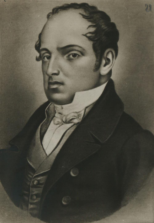 Vasil Aprilov, who opened the first Bulgarian school