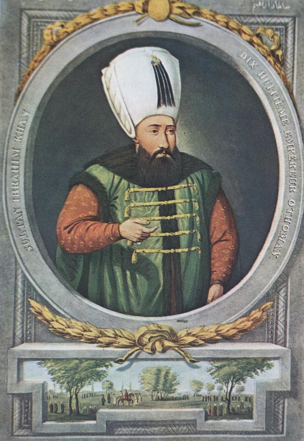 Sultan Ibrahim I