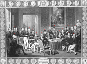 The proceedings of the Congress of Vienna