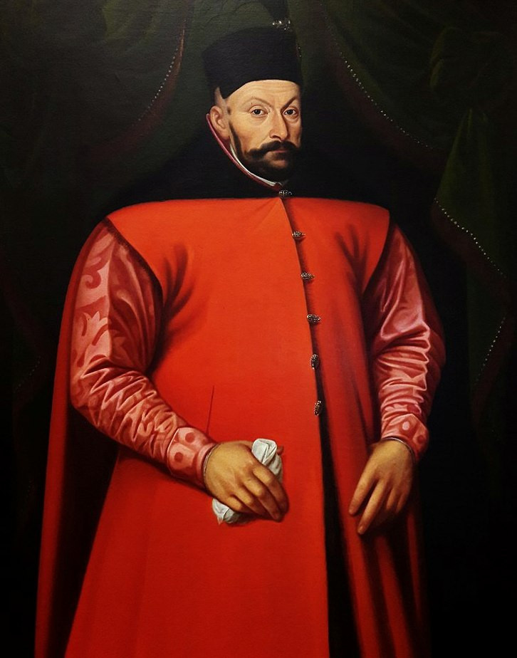 Stephen Báthory, erstwhile King of Poland and Lithuania