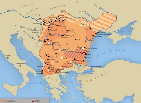 023 Looking Back on the First Bulgarian Empire (Part 1)