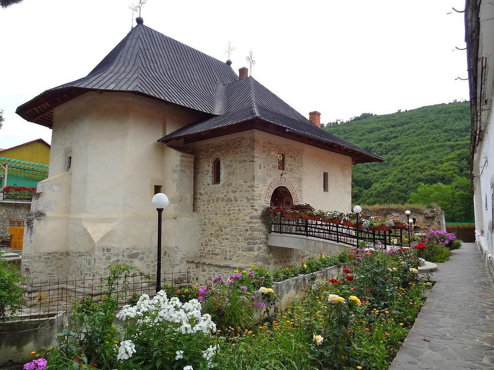 The Pangarati Monastery