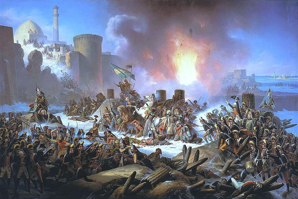 The 1788 Siege of Ochakov
