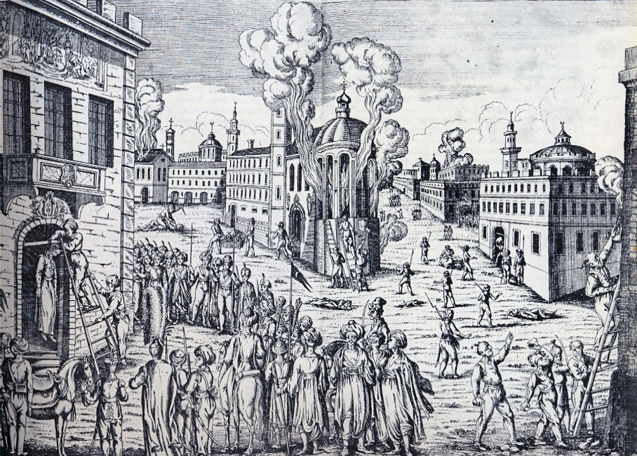 Attacks on Greeks in Constantinople