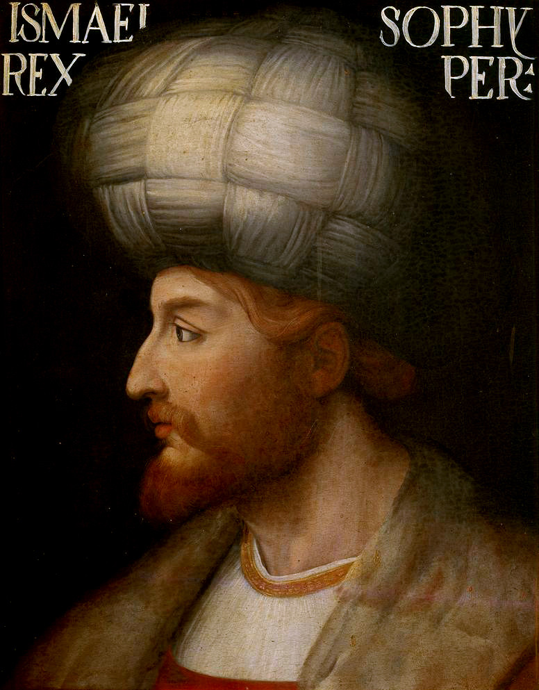 Shah Ismail I, founder of the Safavid Dynasty