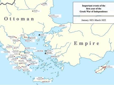 108 The Greek War of Independence