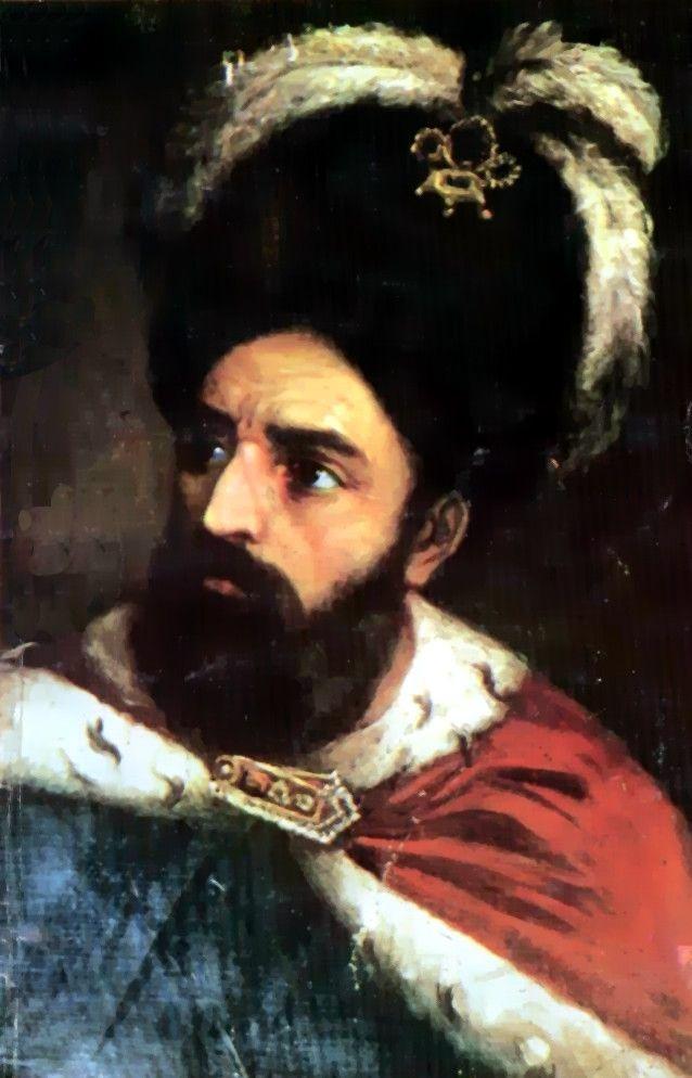 """John III """"The Terrible"""" of Wallachia"""