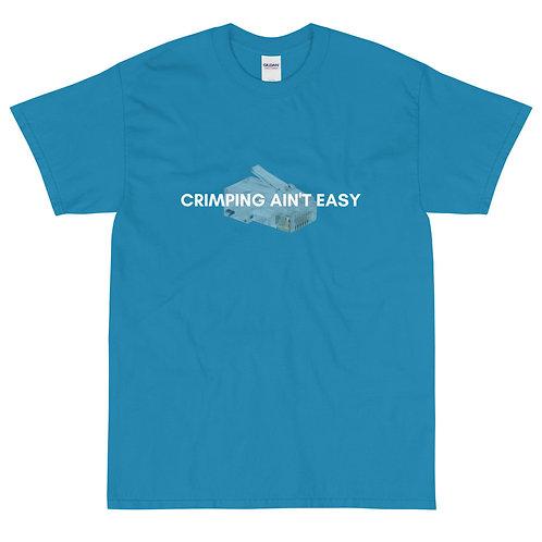 CRIMPING AIN'T EASY - MTB Communications - Season 1 - Premium T-Shirt
