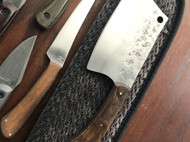 Cleaver and Filet