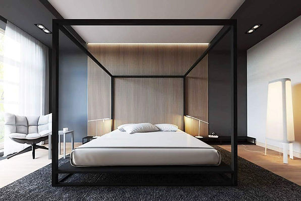 CUSTOM BEDROOM INTERIORS CONSTANTINE BY DESIGN